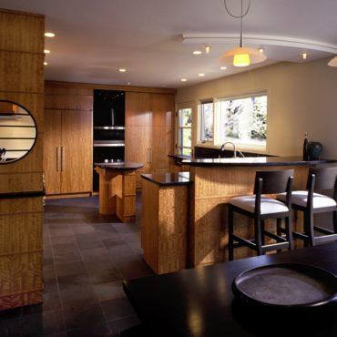 Australian Eucalyptus Kitchen