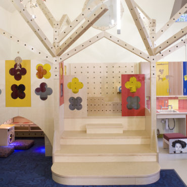 Architecture is Fun playroom